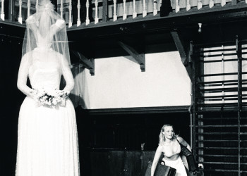 Melline Mollerus in Theatergroep Wederzijds