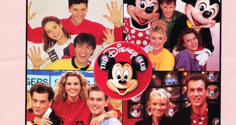 Melline Mollerus presentatrice Disney Club